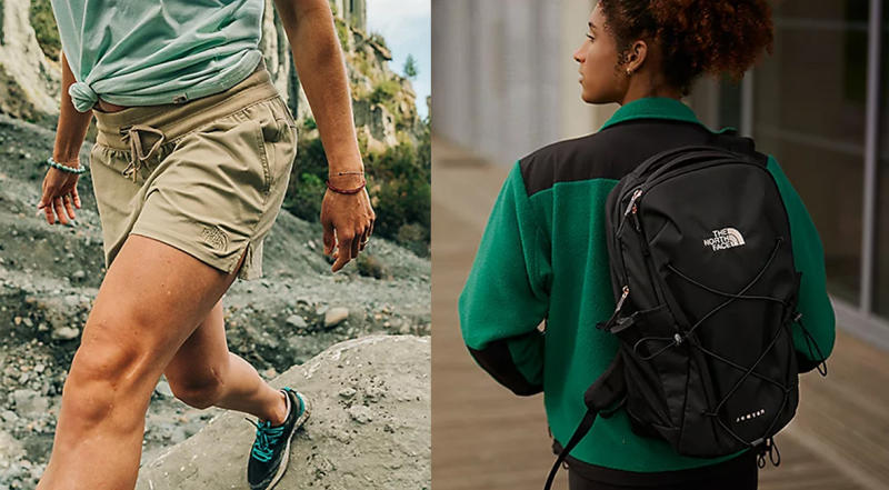 The North Face offers 50% off. (Photo: The North Face)
