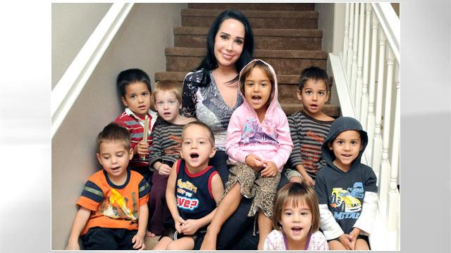 'Octomom' Back on Welfare