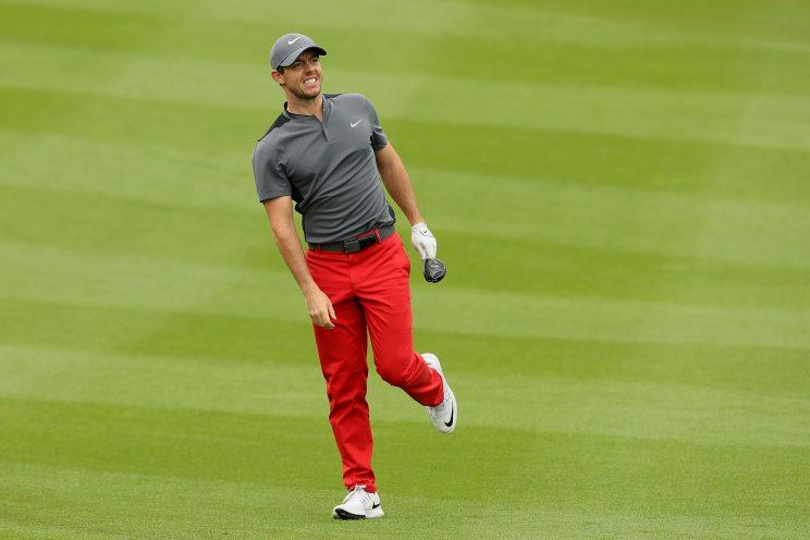 Rory McIlroy targeting March return from rib injury