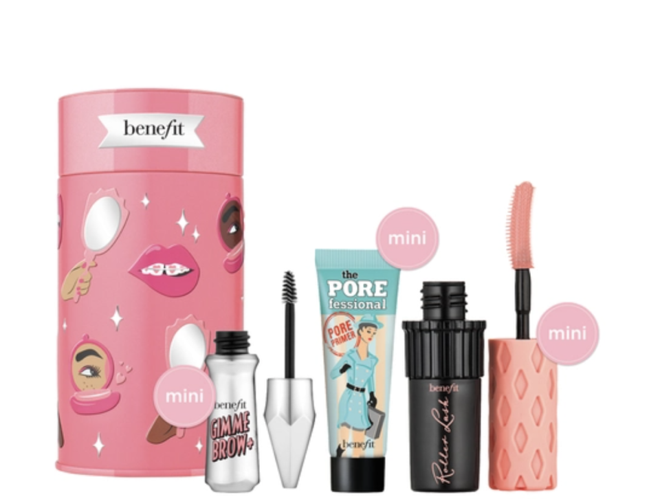 Benefit Cosmetics Beauty Thrills Makeup Kit. (PHOTO: Sephora)