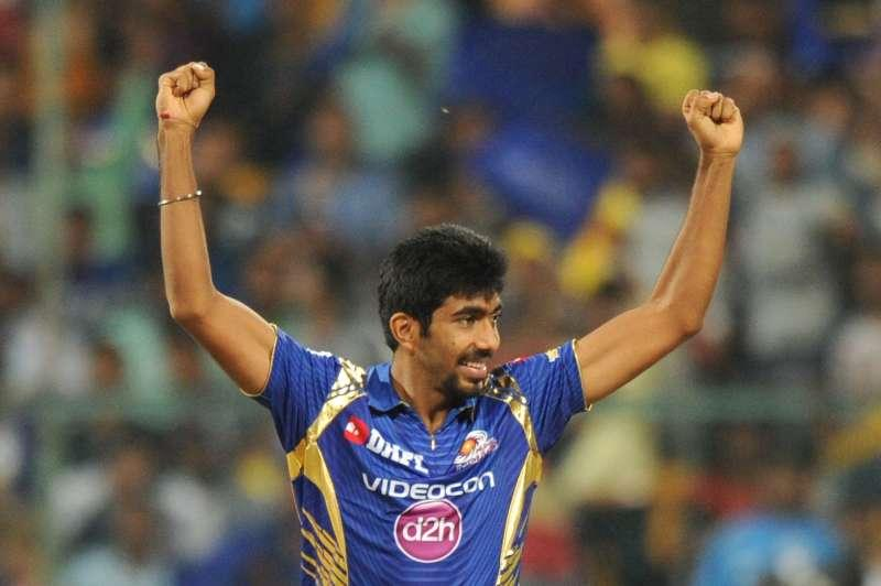 Jasprit Bumrah dismantled the KKR top order. When your team-mate takes four wickets in a game, it becomes almost impossible to better that performance. However, Jasprit Bumrah continued his good form and ended up with a performance that was arguably even better than Karn Sharma's.Bumrah couldn't complete his quota of four overs, but in his three, he gave away only seven runs and also managed to bowl a maiden. He topped that offwith three wickets, bagging the scalps of Chris Lynn, Robin Uthappa and Suryakumar Yadav – 3 of the best batsmen in the KKR line-up.