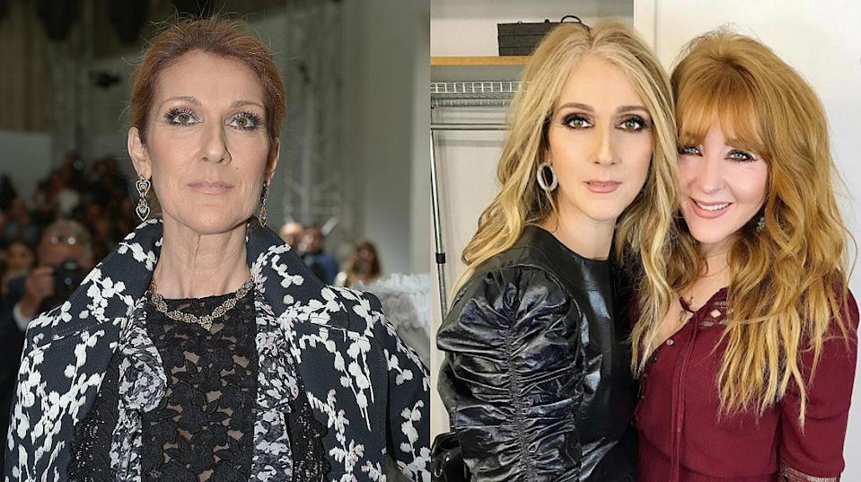 <p><b>When: January 2017 </b><br>Celine posed for a quick Instagram snap with her makeup artist Charlotte Tilbury, but it was the singer's stunning platinum blonde locks that had the world abuzz! Dion, who rarely deviates from honey blonde, decided to kick off the New Year with bright new highlights — and we're simply loving the 'New Year, New 'Do' mantra! <i> (Photos: Getty/Instagram/January 2017)</i> </p>