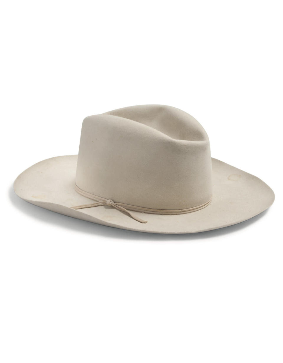<p>History lovers can get their hands on Winston Churchill's stetson hat in the auction. (David Gainsborough Roberts Collection/Christie's/PA Wire)</p>