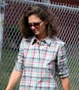 <br>Spotted on the set of her new movie, <i>All We Had </i> in Brooklyn, the actress is believed to have chopped her hair for the role, in which she also debuts her directing chops.