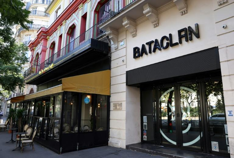 The Bataclan concert hall venue has reopened since the attacks (AFP/Thomas COEX)