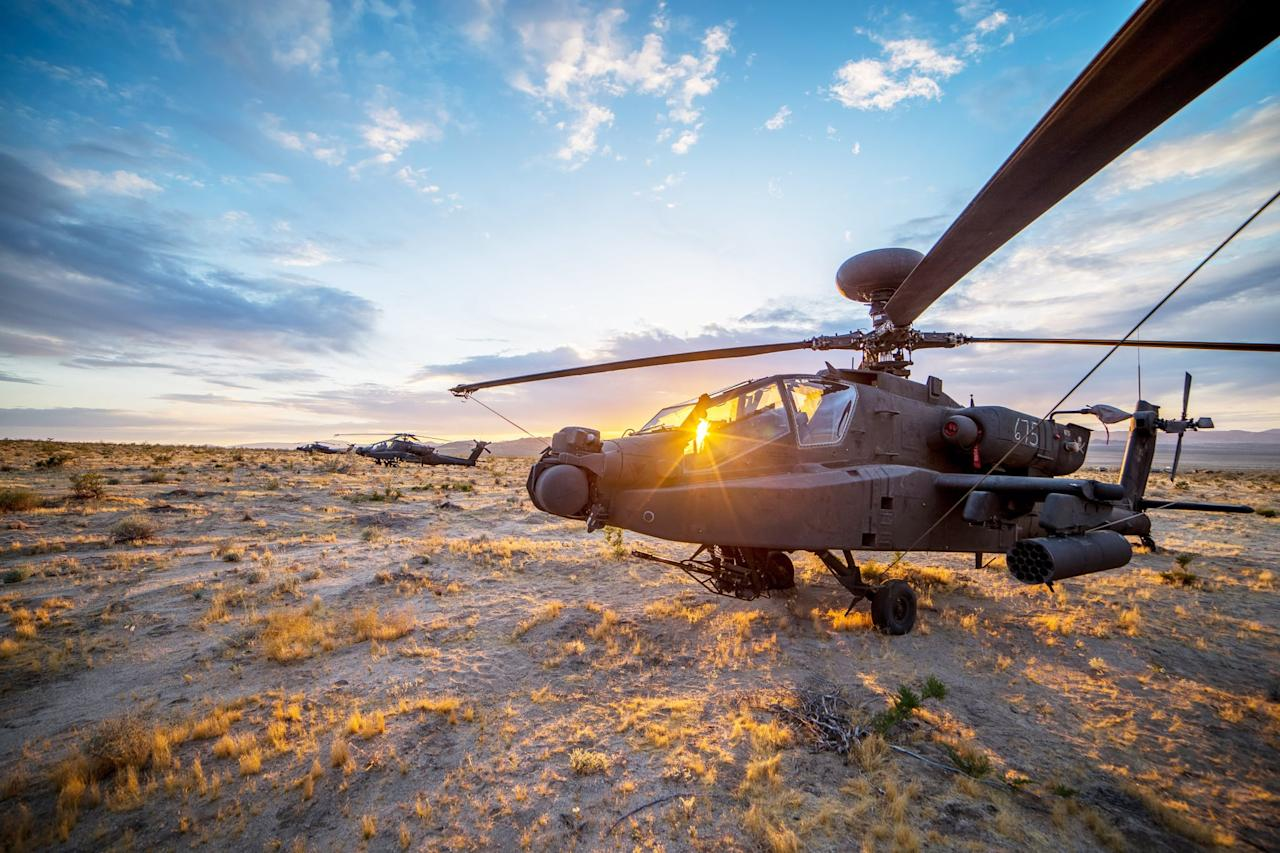 """<p>This documentary follows an elite team of military helicopter aviators during the first wave of operations in Iraq in early 2003. It's a combination of real cockpit footage, interviews, and more to give audiences a look inside the realities of flight and combat.</p> <p><a href=""""http://www.netflix.com/title/80216003"""" target=""""_blank"""" class=""""ga-track"""" data-ga-category=""""Related"""" data-ga-label=""""http://www.netflix.com/title/80216003"""" data-ga-action=""""In-Line Links"""">Watch <strong>Apache Warrior</strong> on Netflix.</a></p>"""