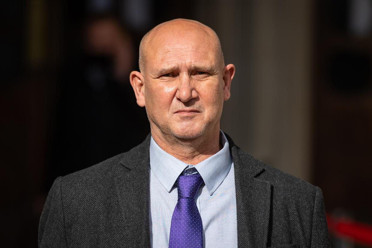 File photo dated 16/10/2020 of Andrew Green who has won a High Court fight against Betfred's refusal to pay a �1.7 million jackpot he won in an online casino. Issue date: Wednesday April 7, 2021.