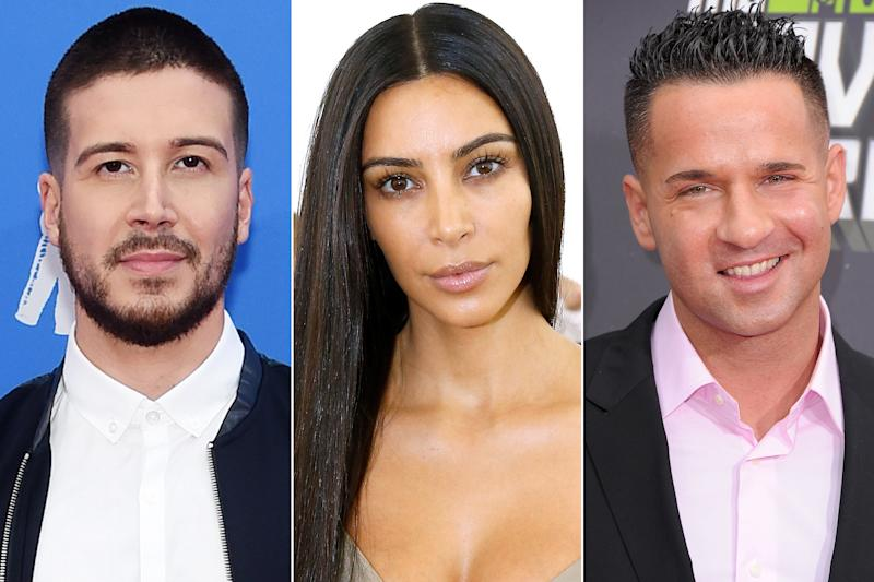 Jersey Shore's Vinny Guadagnino Calls on Kim Kardashian to Free Mike 'The Situation' Sorrentino