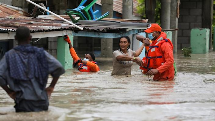 Flooding has caused extensive damage in countries like the Dominican Republic