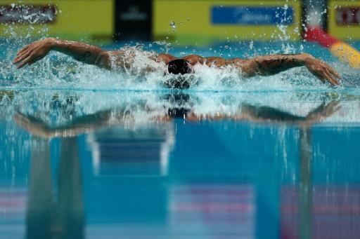Don't compare me to swimming greats Spitz and Phelps, says history man Dressel