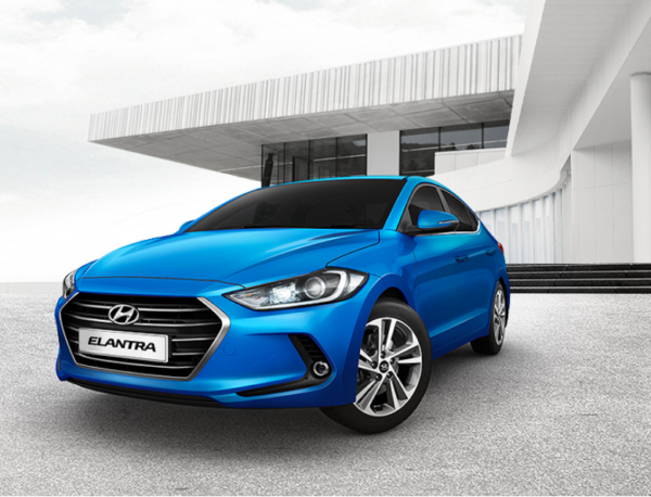 Cheapest Cars in the Philippines Under P1 Million - Hyundai Elantra