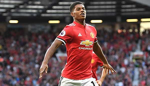 "Premier League: Marcus Rashford: ""Tim Howard war früher mein Vorbild"""