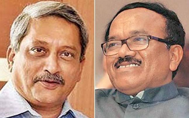 Manohar Parrikar appointed as new Goa Chief Minister