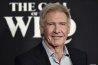 <p>And Oscar nominee Harrison Ford. (Richard Shotwell/Invision/AP)</p>