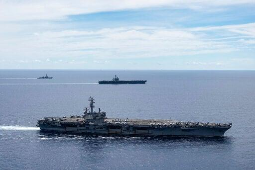 Report: China Fires 'carrier Killer' Missile In Disputed Sea