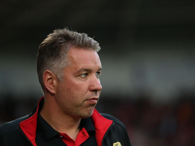 Doncaster Rovers boss Darren Ferguson apologises for shooting referee remarks