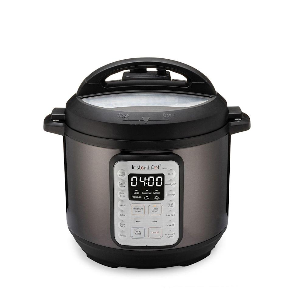 "<p><strong>Instant Pot</strong></p><p>walmart.com</p><p><a href=""https://go.redirectingat.com?id=74968X1596630&url=https%3A%2F%2Fwww.walmart.com%2Fip%2F562129090&sref=https%3A%2F%2Fwww.housebeautiful.com%2Fshopping%2Fbest-stores%2Fg35067118%2Fwalmart-end-of-year-sale-home-deals%2F"" rel=""nofollow noopener"" target=""_blank"" data-ylk=""slk:BUY NOW"" class=""link rapid-noclick-resp"">BUY NOW </a></p><p><strong><del>$99.99</del> $49.00 (50% off)</strong></p><p>Cooking your favorite meals has never been easier thanks to this Instant Pot cooke, which features 15 preset programs for soups, beans, rice, ribs, eggs and more.</p>"