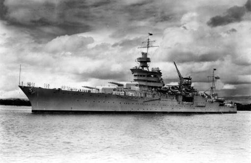 Wreckage of lost ship USS Indianapolis found after seven decades
