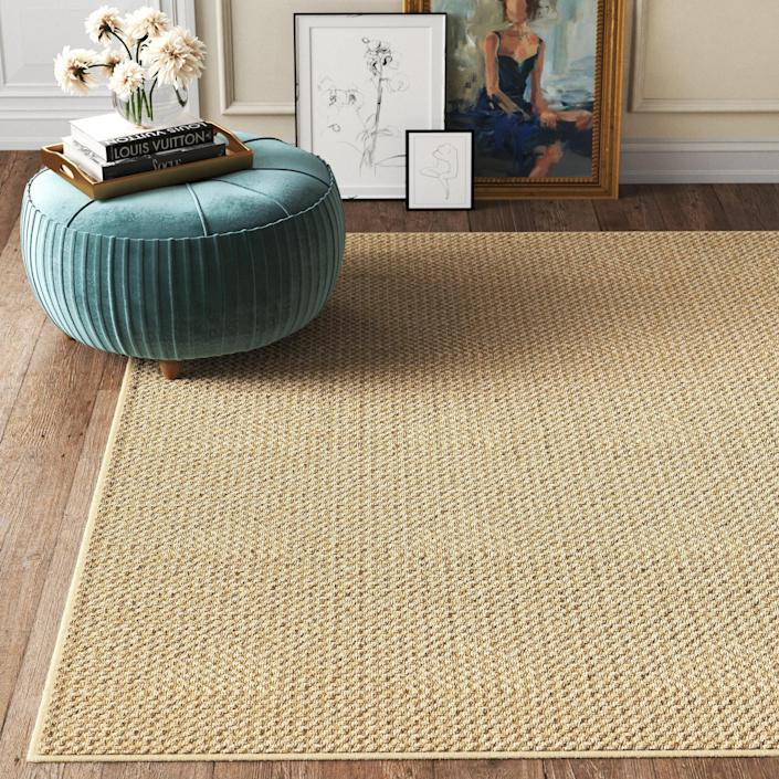 Kelly Clarkson Home Barksdale Rug in Sand
