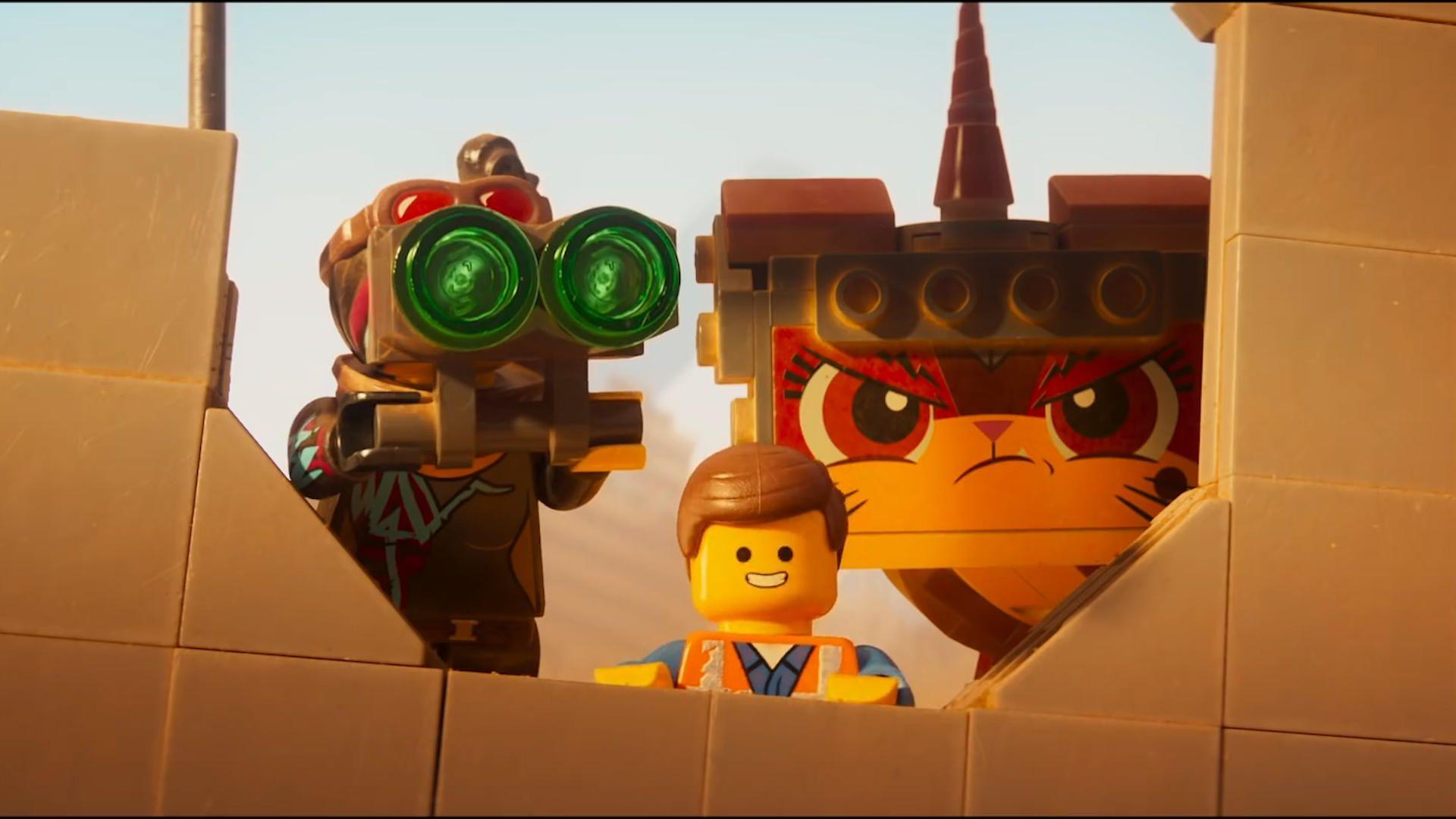 Everything Is Bleak In The Full The Lego Movie 2 Trailer Video