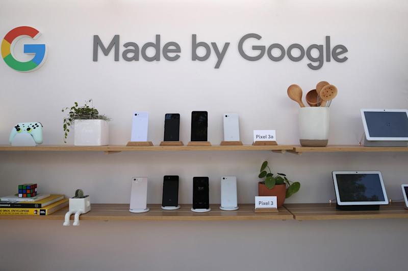 Google is set to unveil the follow up to last year's Google Pixel 3 range tomorrow: Justin Sullivan/Getty Images