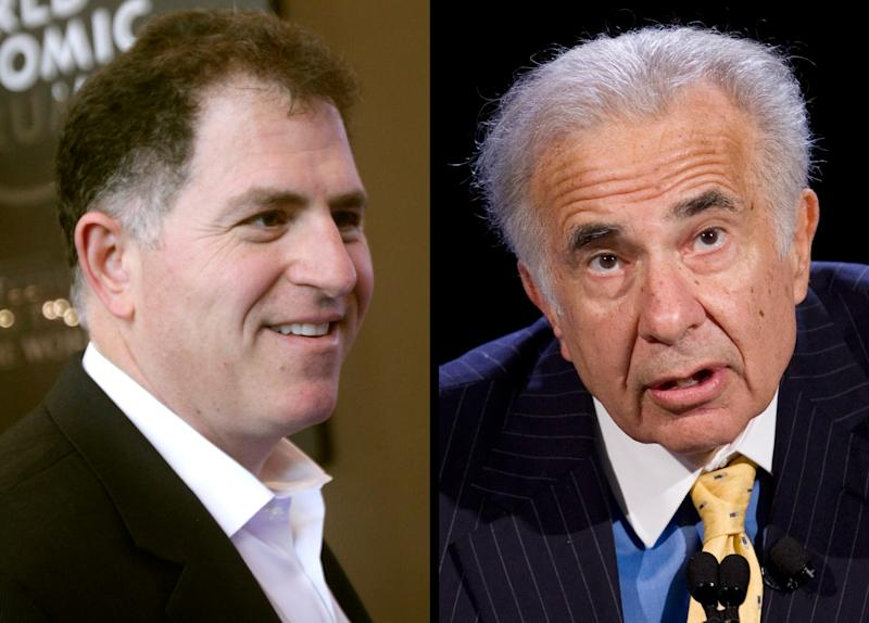 Icahn, Southeastern challenge Dell takeover plan
