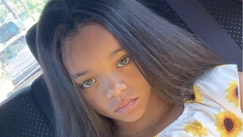 Rihanna's Mini Doppelgänger Will Make You Do A Double Take!