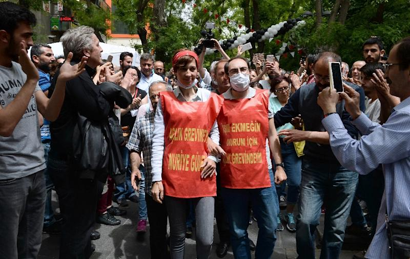 Amnesty slams Turkey over 'arbitrary' crackdown on employees