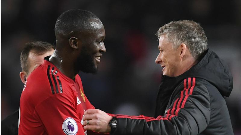 Solskjaer 'happily&apos let Lukaku walk away from Man Utd despite having no replacement