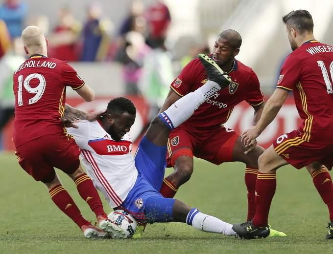 TFC, Real Salt Lake play to a draw in opener