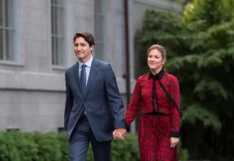 Trudeau launches Liberal election campaign in Vancouver, just like in 2015