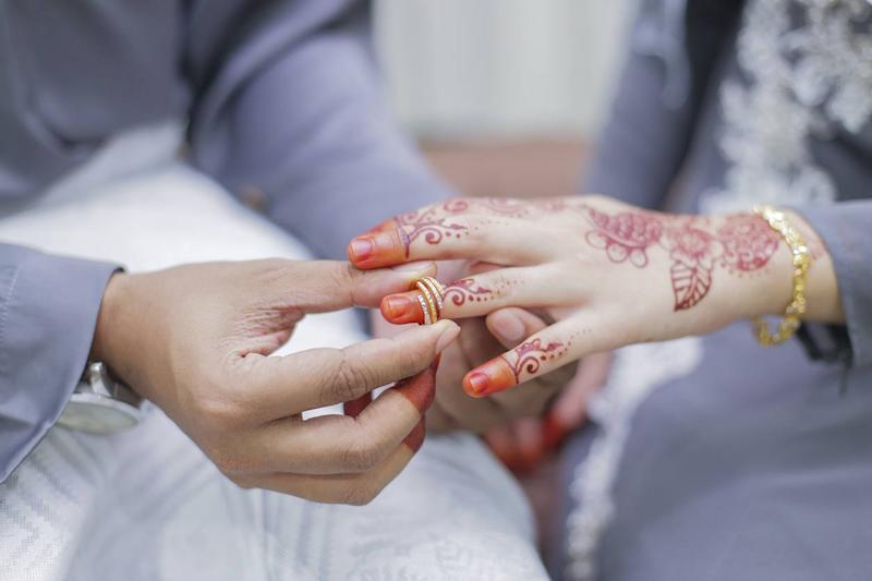 Muslim marriages in Singapore