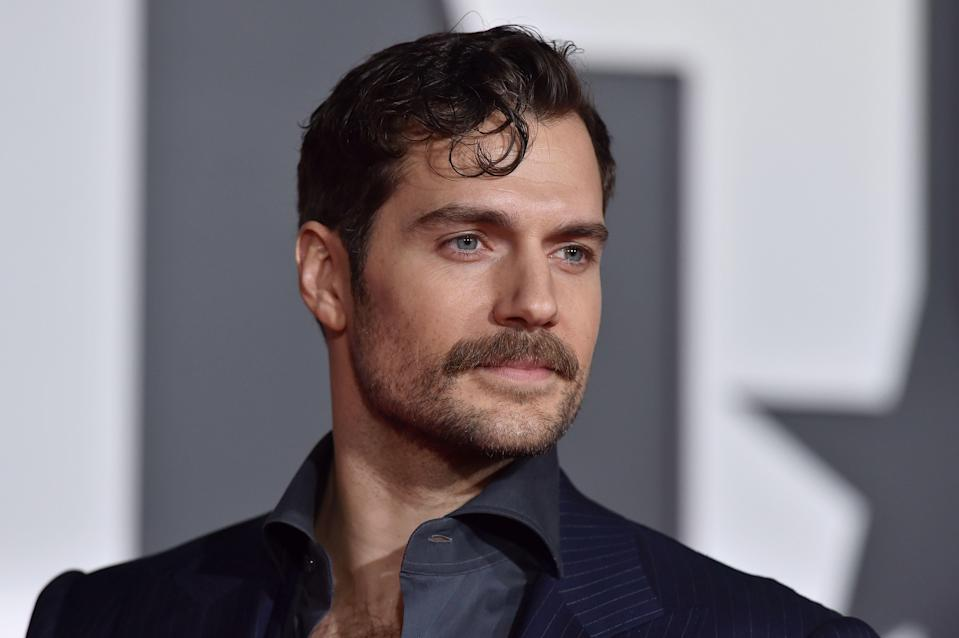 <p>The popular facial hair of the 70s is back, and trendier than ever; which explains why Hollywood's leading men have been rocking mustaches onscreen and on the red carpet. These celebs prove that a bold, upper-lip look can convey timeless style.</p>