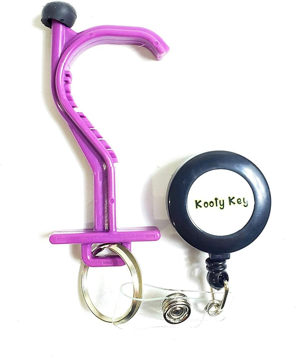 kooty key pink touchless tool