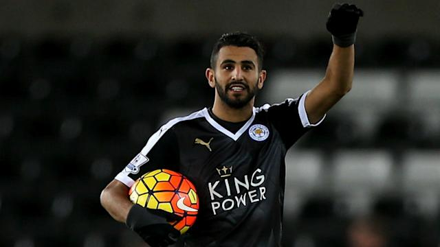 There was a time when things were not quite so glorious for PFA Player of the Year and Premier League champion-in-waiting Riyad Mahrez.