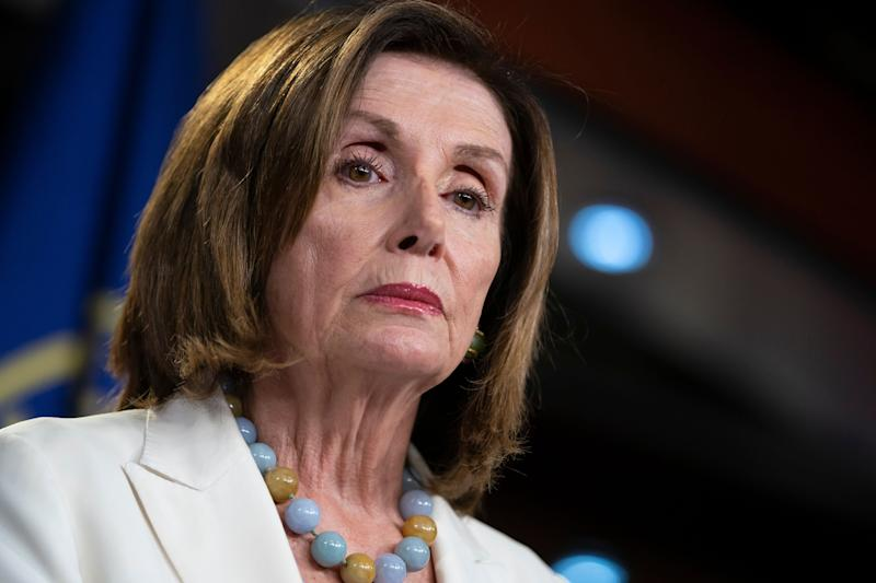 Speaker Nancy Pelosi (D-Calif.) is opposed to opening an impeachment inquiry into President Donald Trump. (Photo: ASSOCIATED PRESS)