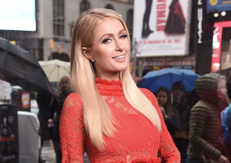 """The new one is even better,"" said Paris Hilton about her upcoming new men's fragrance. (Photo: Getty Images)"