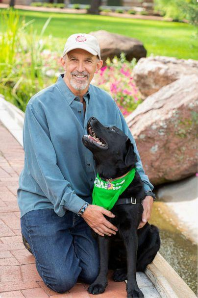 PHOTO: Phil Tedeschi''s work as a human & animal behavioral researcher is breaking barriers. (Rover)