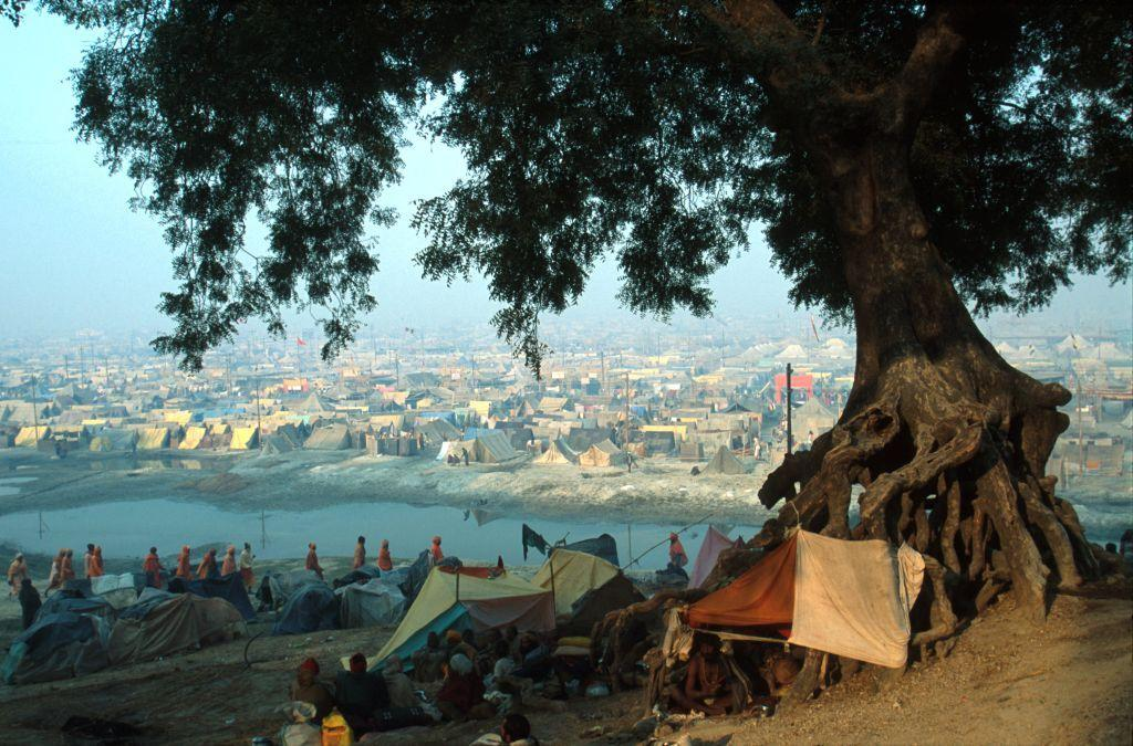 <b>3.	Allahabad, Uttar Pradesh </b><br><br>Visit Allahabad to see one of India's biggest religious gatherings at the Kumbh Mela, held on the river banks of the city this January. It is all set to receive a barrage of pilgrims, seers and tourists even as the religious pilgrimage turns into one of the biggest tourism events in the country. The site of the Kumbh Mela is the Sangama (confluence) of the three rivers - Ganga, Yamuna and the mythical Saraswati – as an entire town emerges on the river banks. Join the millions that arrive here and take a dip into the cultural ethos of India. The Kumbh Mela, which takes place every 12 years, starts January 27 in Allahabad.