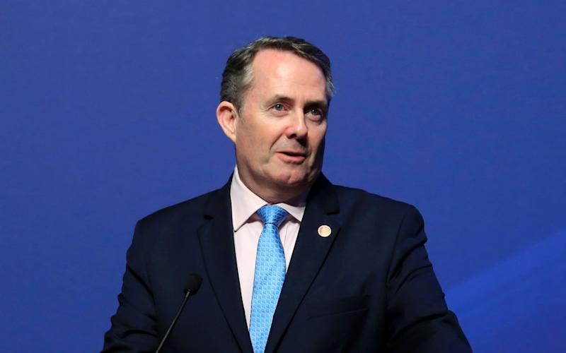 The tech industry has written to International Trade Secretary, Dr Liam Fox mp, asking that the UK remain aligned on data security laws - REUTERS