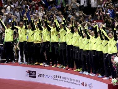 Sudirman Cup 2019: Japan present strongest challenge to China's bid for 11th title; India likely to make quarters by beating Malaysia