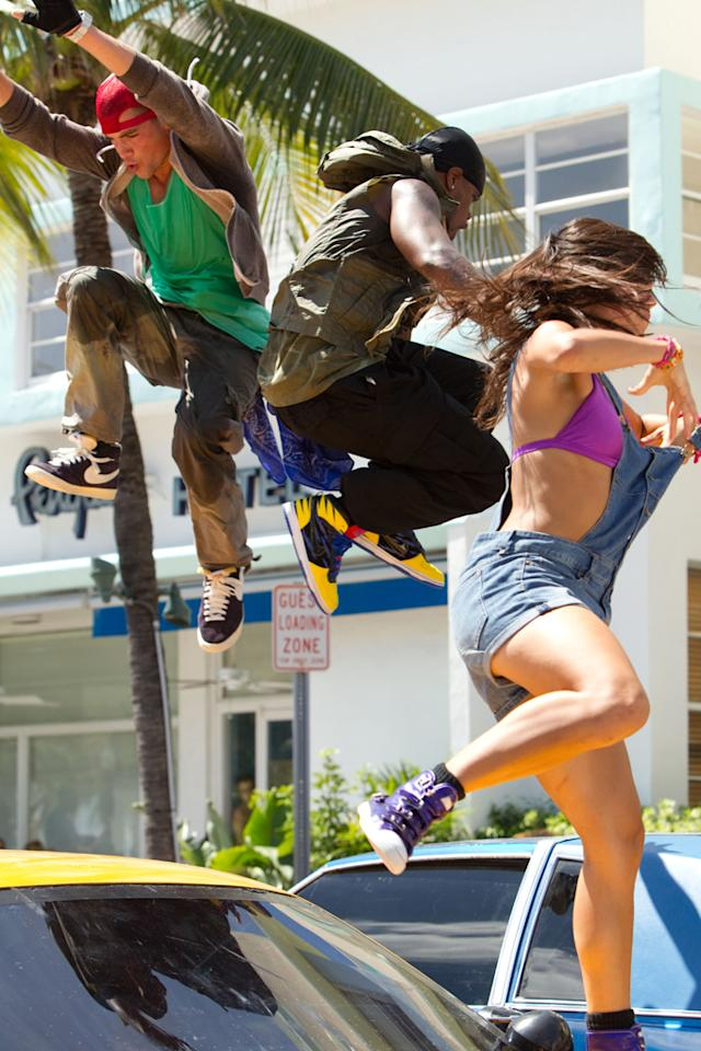 "Summit Entertainment's ""Step Up Revolution"" - 2012"