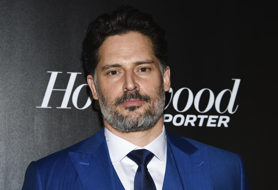 Actor Joe Manganiello attends The Hollywood Reporter's annual 35 Most Powerful People in Media event at The Pool on Thursday, April 12, 2018, in New York. (Photo by Evan Agostini/Invision/AP)