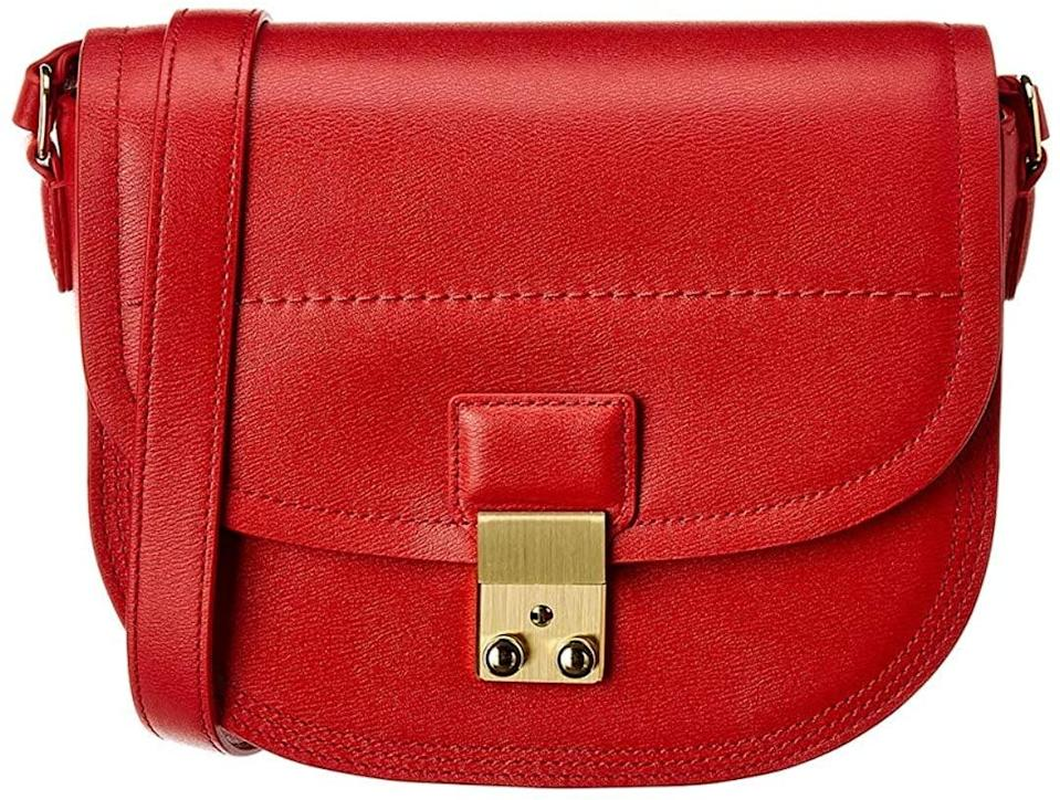 <p>This well-made <span>3.1 Phillip Lim Pashli Saddle Bag</span> ($595) is an excellent gift choice.</p>