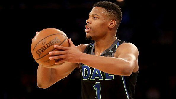 7eb525c6f39c Things might not be over between Dennis Smith Jr. and the Dallas Mavericks.