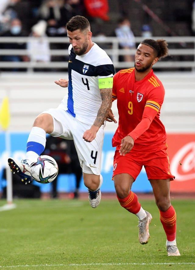 Finland Wales Soccer