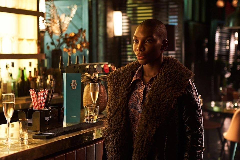 """Michaela Coel is the creator and star of HBO's breathtaking """"I May Destroy You."""""""