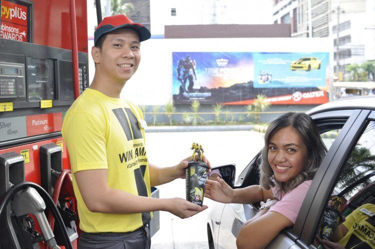 Caltex True Power From Within