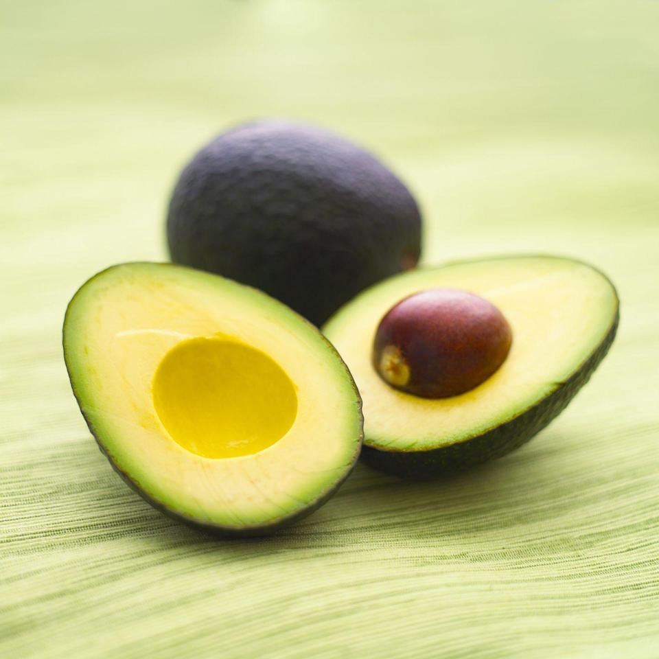 "<p>The monounsaturated fatty acids found in avocados <a href=""http://heartinsight.heart.org/Fall-2015/An-Avocado-a-Day-may-Help-Keep-Bad-Cholesterol-at-Bay/"" rel=""nofollow noopener"" target=""_blank"" data-ylk=""slk:have been found"" class=""link rapid-noclick-resp"">have been found</a> to improve LDL cholesterol levels. It's good practice to try and swap out foods high in saturated fat for foods that contain monounsaturated fatty acids whenever possible.</p>"