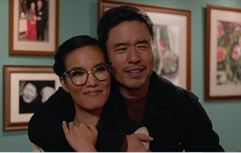 <p>Ali Wong and Randall Park star as childhood friends who lost touch after they slept together. Now adults, Sasha is back in San Francisco to open a restaurant and is surprised that her chemistry with Marcus is still there. But Sasha is engaged and Marcus has a girlfriend. Before Marcus tells Sasha about his feelings for her, she tells him she's met someone new. They go on a double date, which is a disaster, but leads to Marcus and Sasha falling in love. Sasha decides that she will still move to New York, but Marcus refuses to join her. Marcus surprises her on the red carpet and asks her to take him back. She accepts and the two reunite, ready to take on New York together.</p>